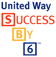 United Way Success By 6 Logo