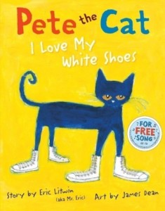 Cover of Pete the Cat